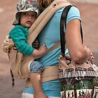 Travelling with mom by awefaul
