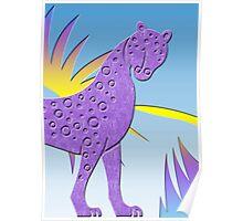 Gepard - Wilcat Poster