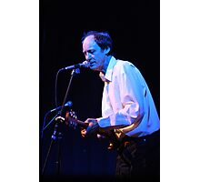 John Otway - Live on Stage Photographic Print