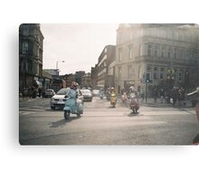 We are the mods! Metal Print