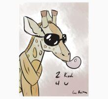 2 Kool Giraffe by RaviosRupoors