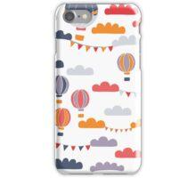 Summer Balloon Ride iPhone Case/Skin