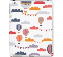 Summer Balloon Ride iPad Case/Skin