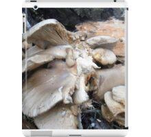 an awful lot of fungi iPad Case/Skin