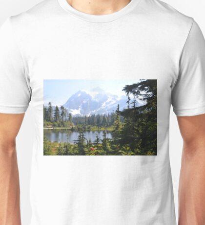 Mountain Lake Unisex T-Shirt