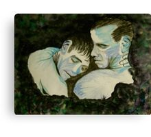 Masculine Love 2. Canvas Print