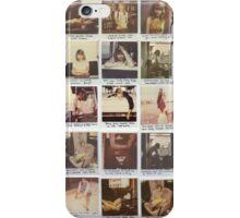 1989 T Swift iPhone Case/Skin