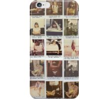 1989 T Swift iPhone Case/Skin