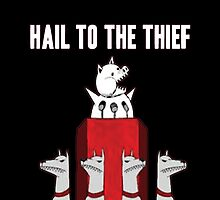 Hail to the Thief by SY98