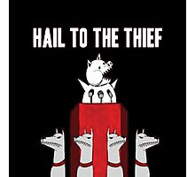Hail to the Thief Photographic Print