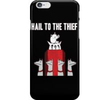 Hail to the Thief iPhone Case/Skin