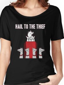 Hail to the Thief Women's Relaxed Fit T-Shirt