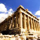 The Parthenon by Vagelis Georgariou