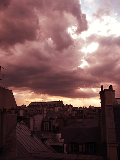 From my balcony by schizomania