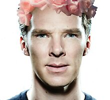 Benedict Cumberbatch Khan by LordGloria