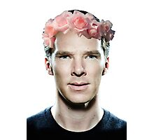 Benedict Cumberbatch Khan Photographic Print