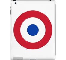 Paraguayan Air Force - Roundel iPad Case/Skin