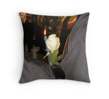 Ceremony Throw Pillow