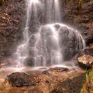 Waterfall by Vagelis Georgariou