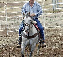 Steady Boy-Ross Rodeo Tasmania by PaulWJewell