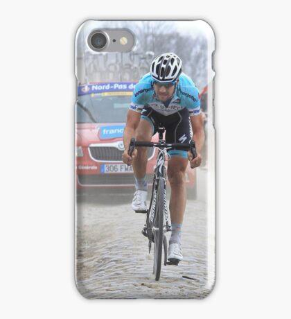 Tom Boonen iPhone Case/Skin