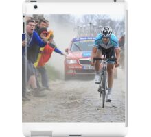 Tom Boonen iPad Case/Skin