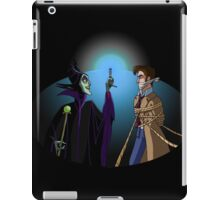 Maleficent's Surprise iPad Case/Skin