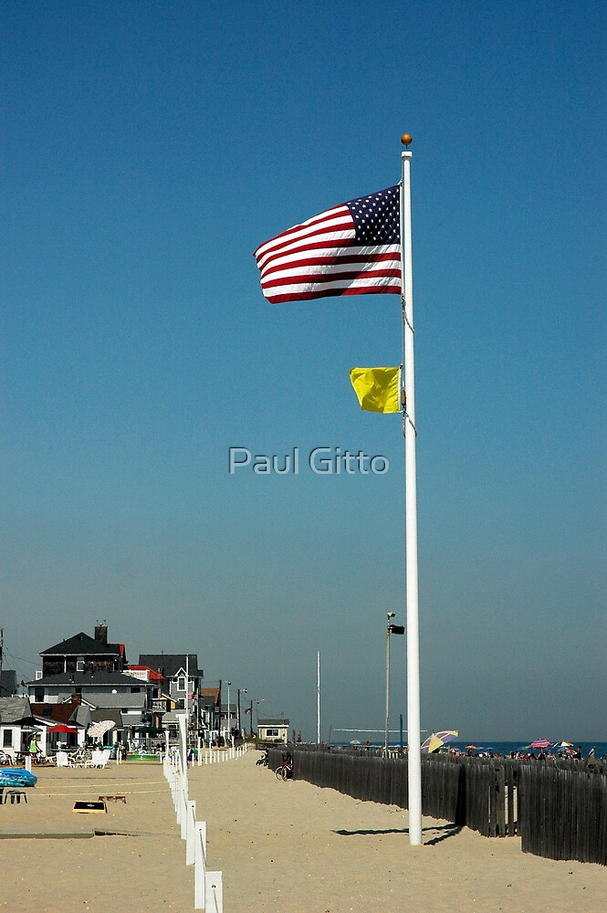 The Jersey Shore by Paul Gitto