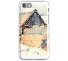Edgmond Barn iPhone Case/Skin