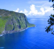 Blue Hawaii Sticker