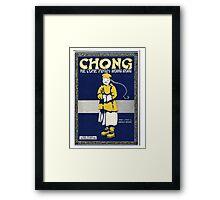 Chong from Hong Kong Framed Print