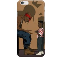 Pac & Kendrick iPhone Case/Skin