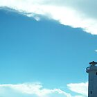 Lighthouse. by Maddy Weber