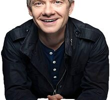 Martin Freeman John Watson The Hobbit by LordGloria