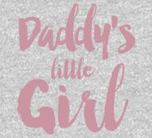 Daddy's little girl Kids Clothes