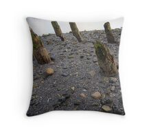 woodhenge Throw Pillow