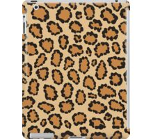 Leopard pattern iPad Case/Skin