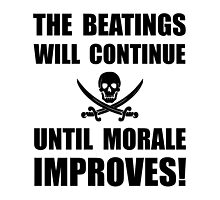 Beatings Morale Improve by AmazingMart