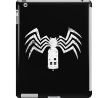 spiderman doctor who iPad Case/Skin