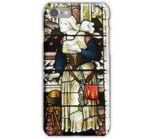 Christ in the house of Mary and Martha - Martha iPhone Case/Skin