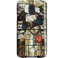Christ in the house of Mary and Martha - Martha Samsung Galaxy Case/Skin