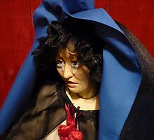 Mother Of Sorrows Doll Sneak Peek. by uglyshyla