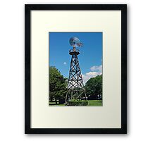 Historic Windmill Framed Print