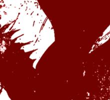 Dragon Age Grunge Sticker