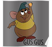 GUS GUS. Poster