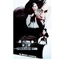 Once Upon A Time Cruella Photographic Print