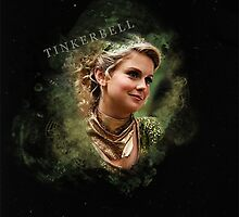 Once Upon A Time Tinkerbell by ljanz1