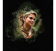 Once Upon A Time Tinkerbell Photographic Print