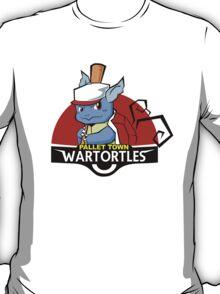 Pallet Town Wartortles T-Shirt