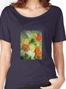 Spring Daffs. Women's Relaxed Fit T-Shirt